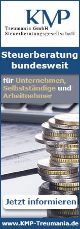 Banner KMP Treumania GmbH Steuerberatungsgesellschaft